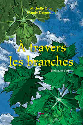 À travers les branches