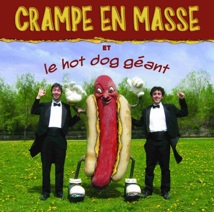 Le hot-dog géant
